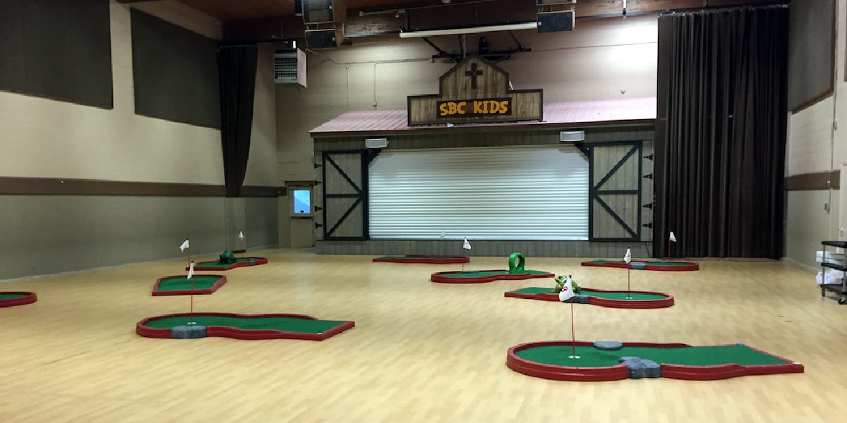 Nashville Games To Go summer camp rentals