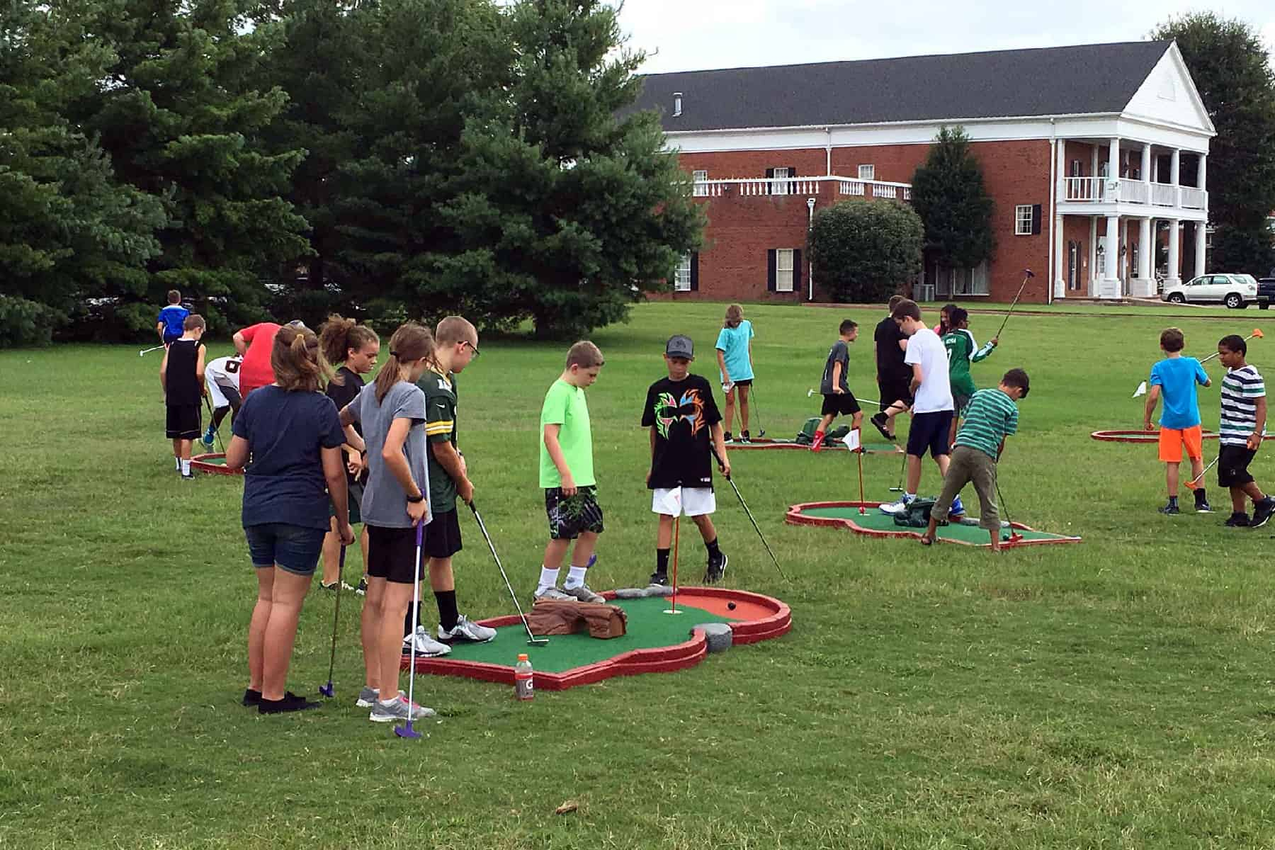 church events Games To Go Nashville