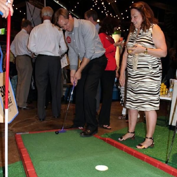 corporate event rentals Games To Go Nashville