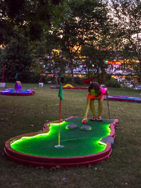 glow golf Games To Go Nashville